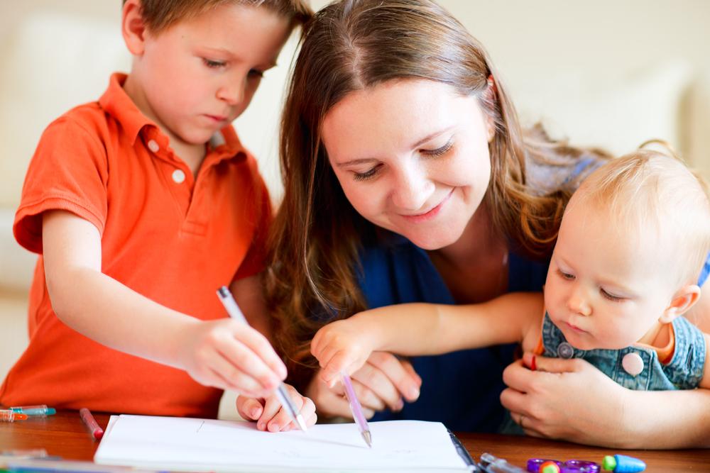 Coronavirus et garde d'enfants