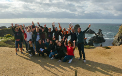 Séminaire 2021 – L'équipe Solis Nantes à Belle-île-en-Mer